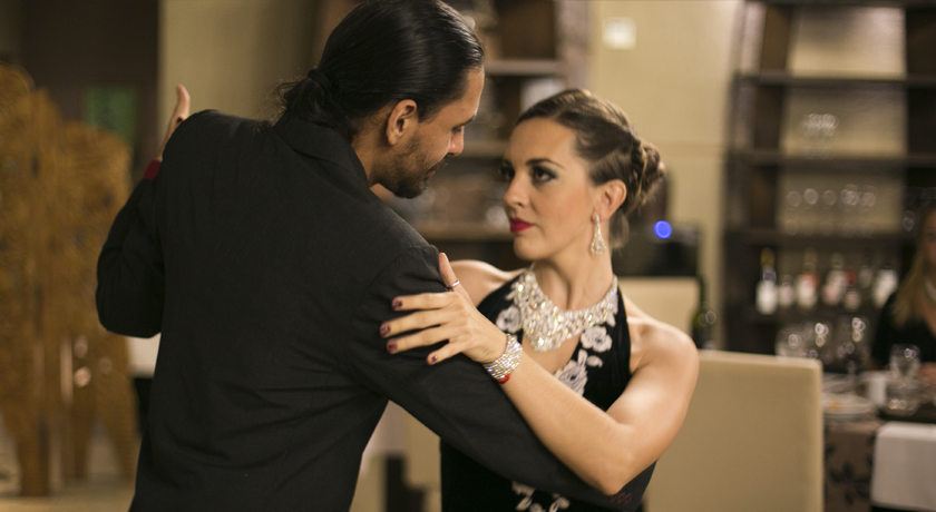 Argentina não seria completa sem um tango para embalar a noite!