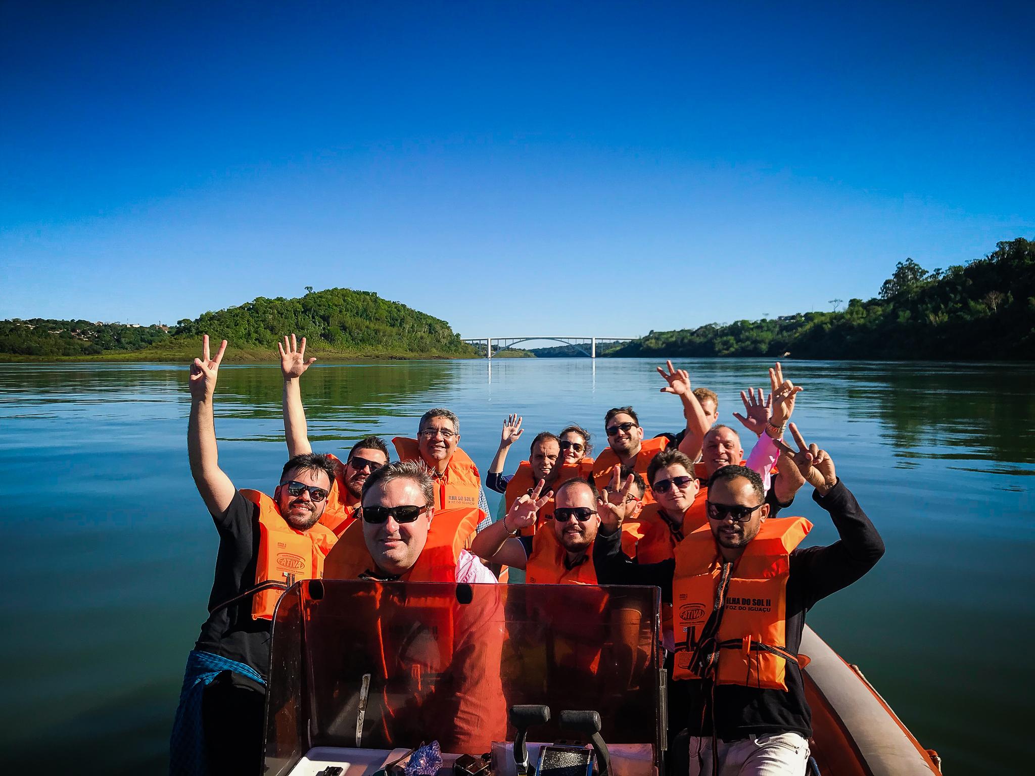 Iguassu River Tour-49