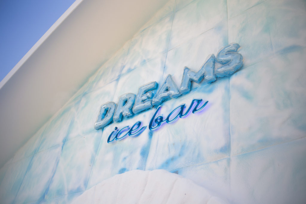 dreams ice bar 3