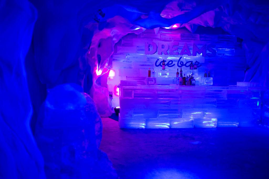 Dreams Ice Bar em Foz