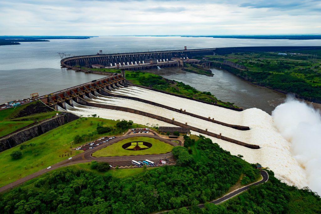 Confira os horários de transporte do Transloko para a Itaipu Binacional | Foto: Alexandre Marchetti